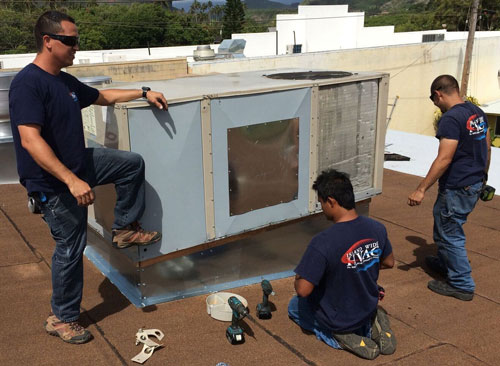Island Wide HVAC Technicians